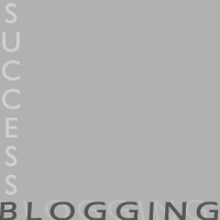 Blogging Success - Blog Post