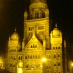 Indian Cities - Mumbai - The Greater Mumbai Municipal Corporation Building