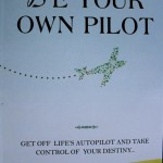 Book Cover -Be Your Own Piot - By Sqd. Leader Manish Kumar